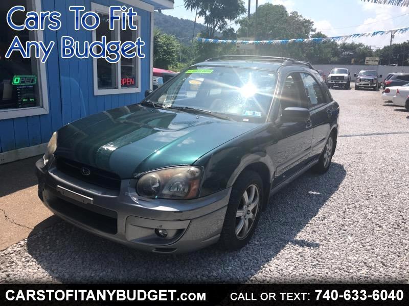 Subaru Outback Sport 2005