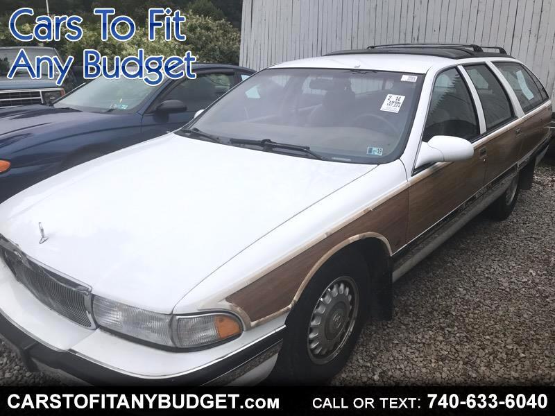 1996 Buick Roadmaster Wagon Estate