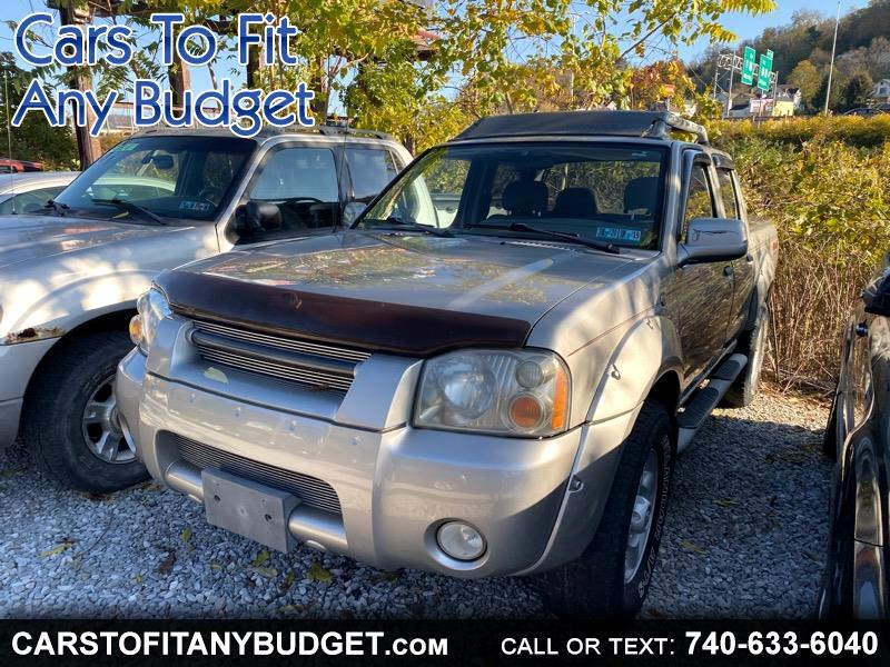 Nissan Frontier XE Crew Cab 4WD 2001