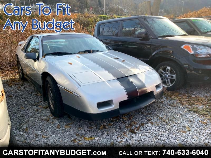 Pontiac Fiero  1987