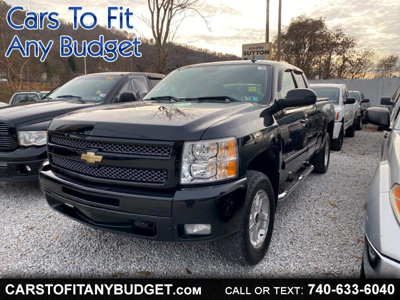 Chevrolet Silverado 1500 LT1 Ext. Cab Long Box 4WD 2009