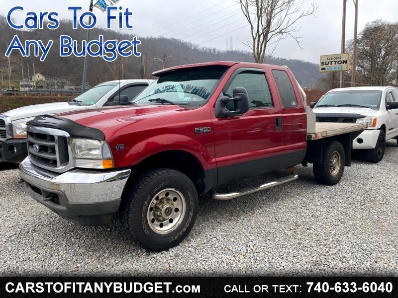 Ford F-250 SD XL SuperCab 4WD 2002