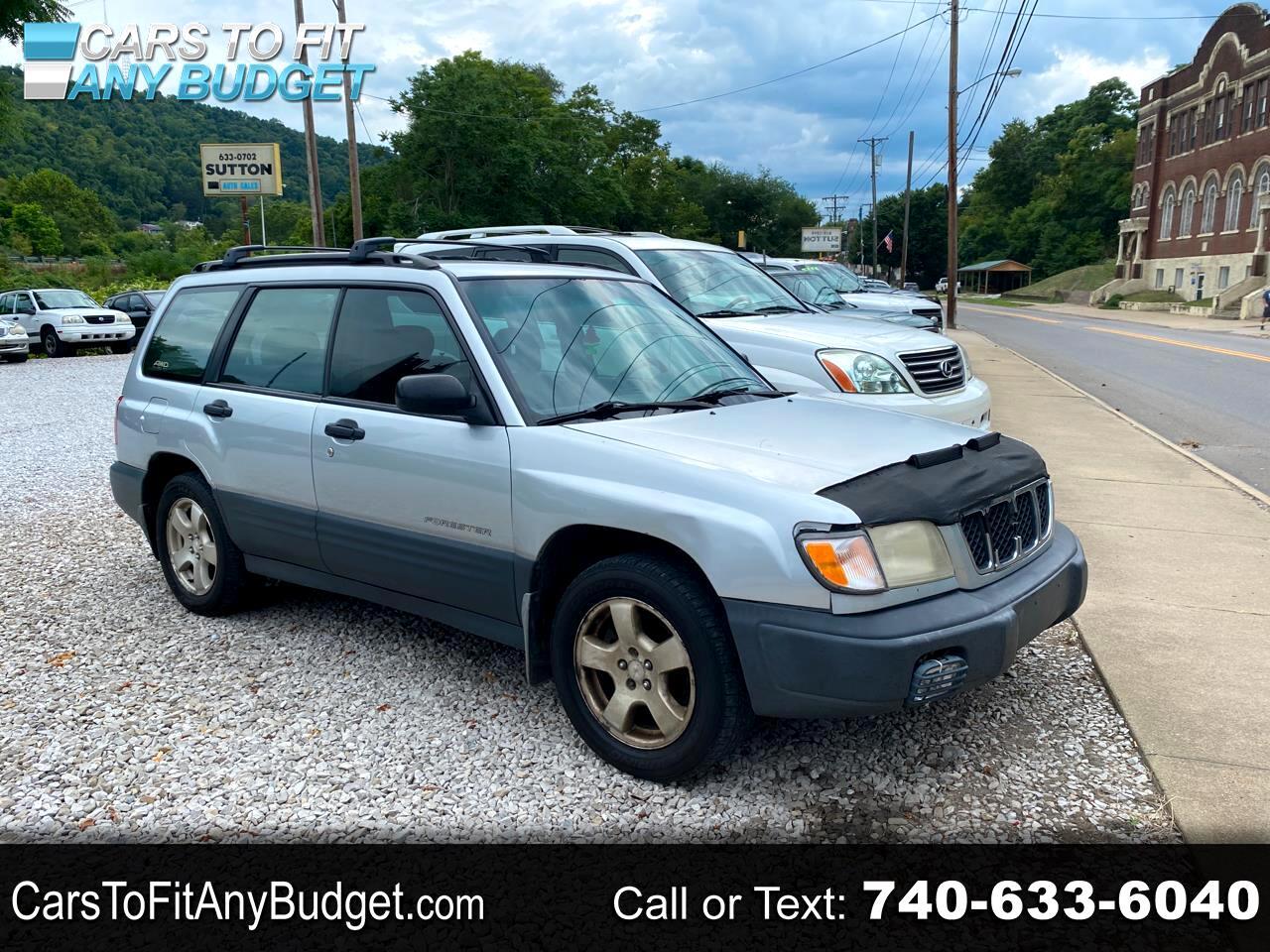 Subaru Forester L 2002