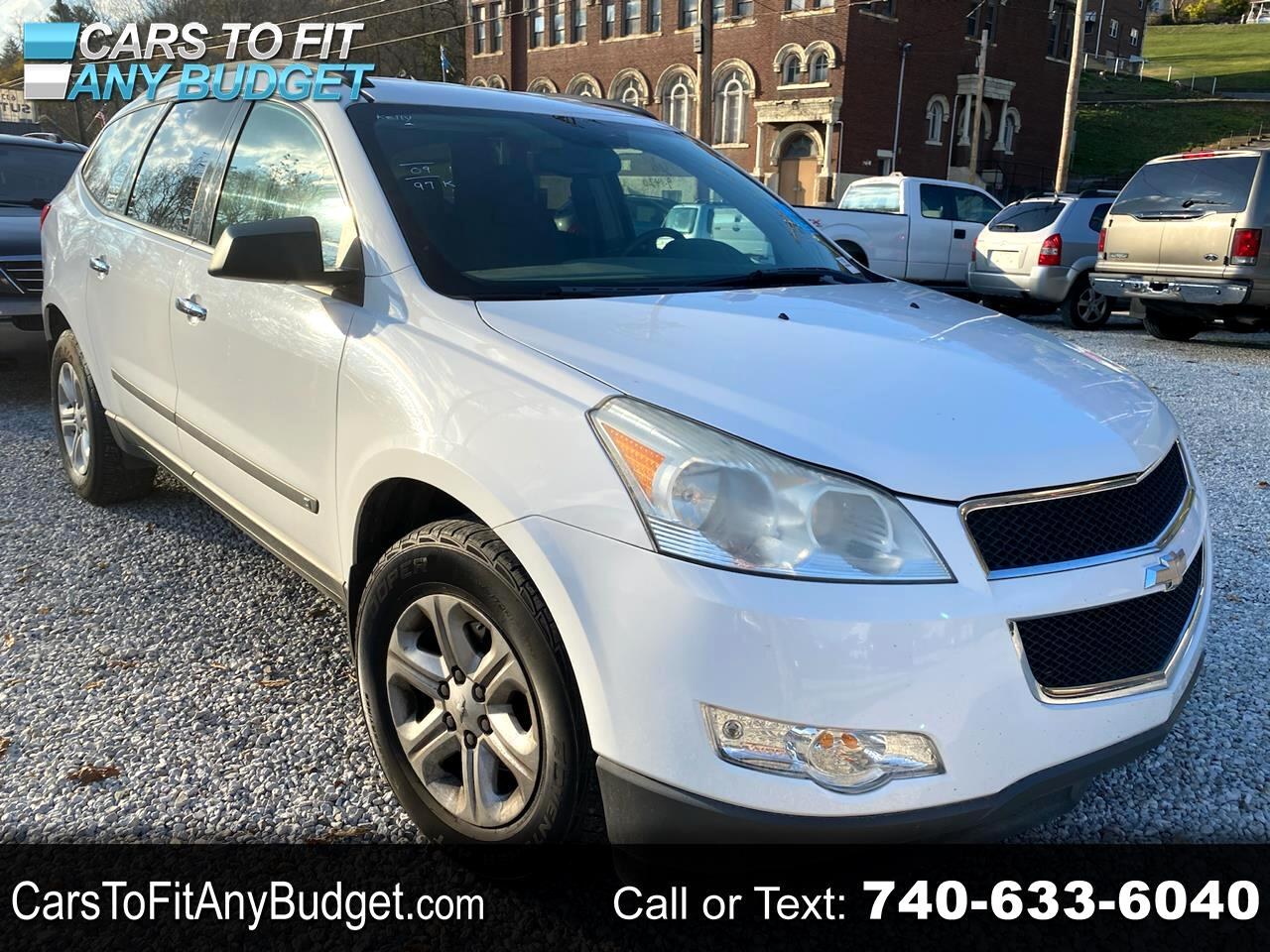 Chevrolet Traverse AWD 4dr LS 2009