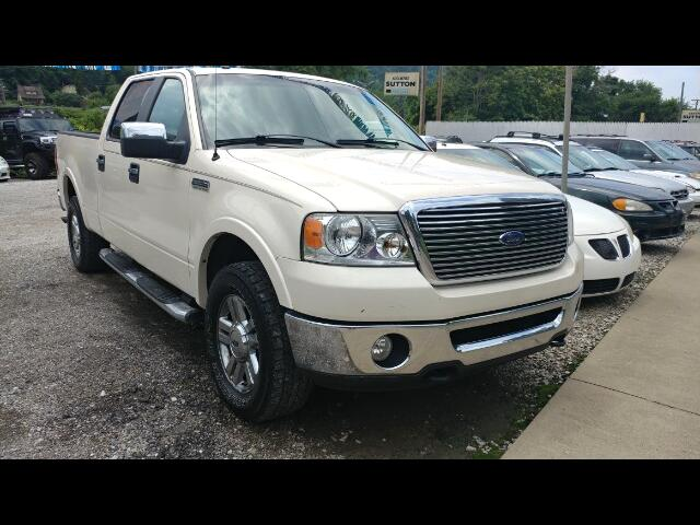 Ford F-150 FX4 SuperCrew 2007