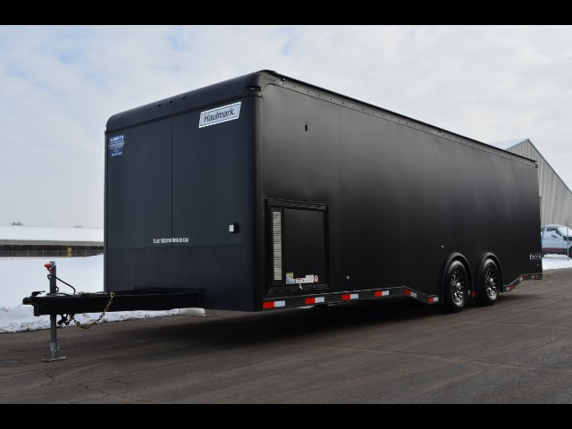 2018 Haulmark Edge Pro 26' Car Hauler - Well Equipped Race Trailer