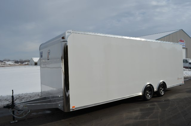 2019 Intech Trailers Custom 24' Lite Series (Equipped) Car Hauler