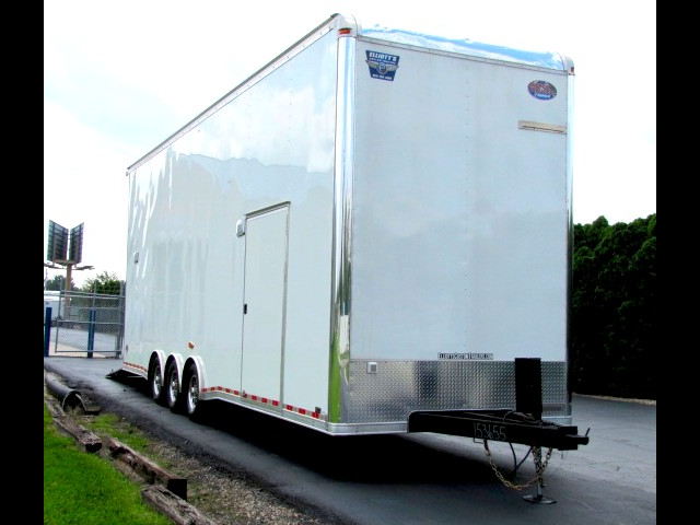 2017 United Trailer 30' Stacker
