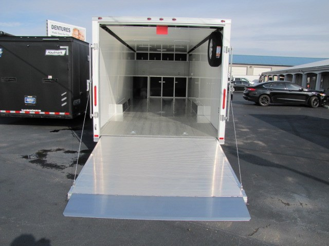 2019 Intech Trailers Custom 28' Lite Series (Equipped) Aluminum Car Hauler