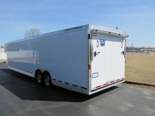 2019 Featherlite Trailers 4940 40' Enclosed Car Trailer