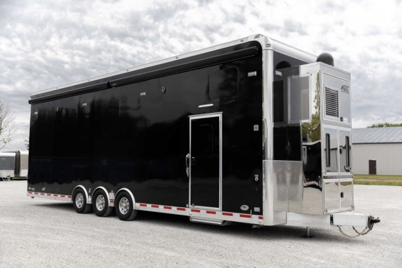 2018 ATC Stacker 34' Aluminum Trailer