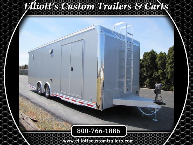 2019 Intech Trailers Icon 24' Car Hauler