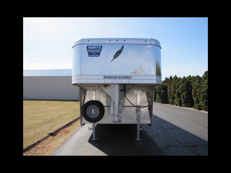 2019 Featherlite Trailers 4941 36' Enclosed Car Hauler