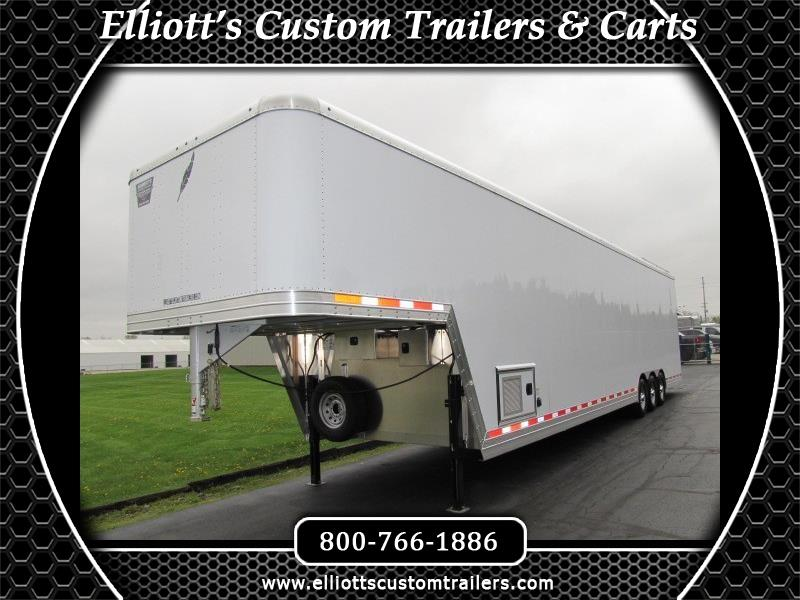 2019 Featherlite Trailers 4941 44' Enclosed Car Hauler