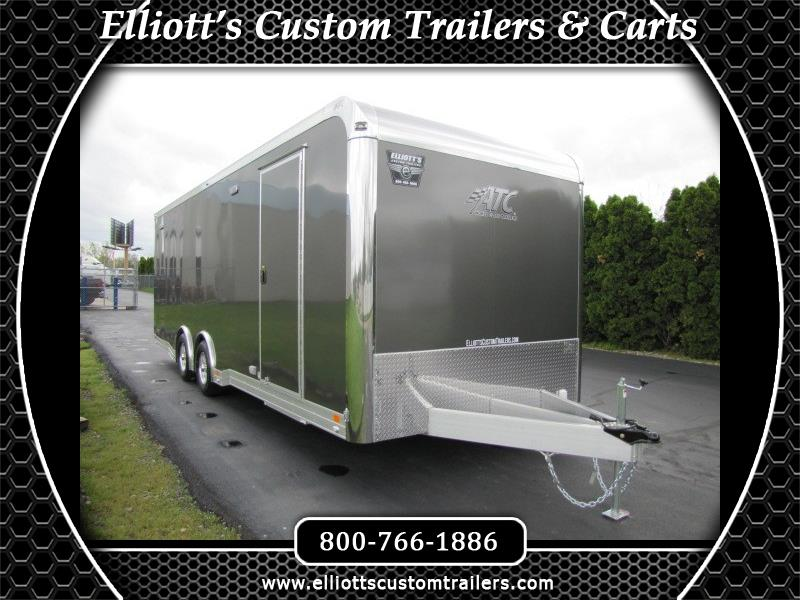 2019 ATC Quest 305 24' Car Hauler