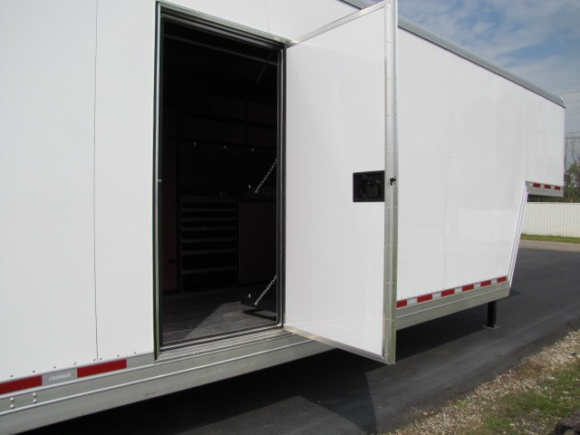 2019 Featherlite Trailers 4941 44' Enclosed Caur Hauler