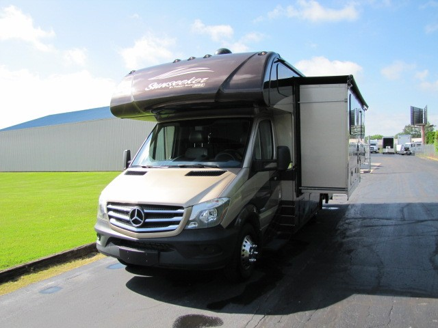 2018 Forest River Sunseeker Mercedes Sprinter Chassis