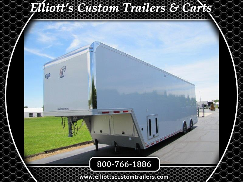 2019 Intech Trailers Icon 40' Sprintcar Trailer