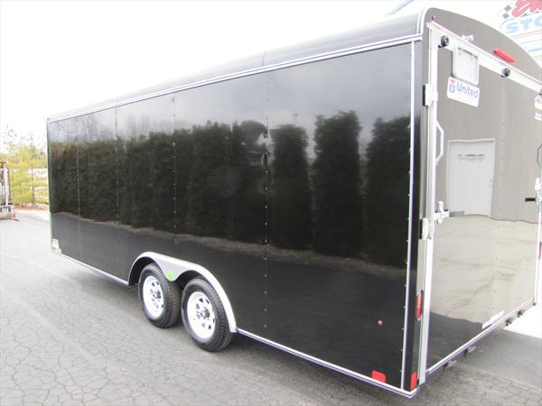 2019 United Trailers Car Hauler 20FT UNITED STEEL CAR HAULER