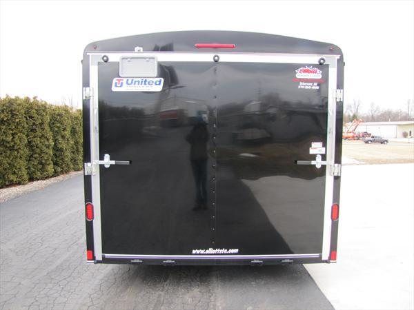 2018 United Trailers Car Hauler 20FT UNITED STEEL CAR HAULER