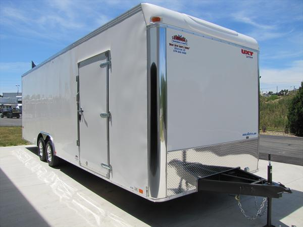 2018 United Trailers Car Hauler 85 X 28 UXT UNITED TRAILERS