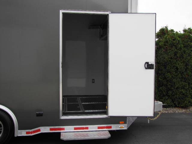 2019 Intech Trailers Stacker 22' Custom Stacker with 4 Post Aluminum Lift