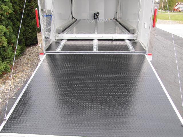 2018 Intech Trailers Stacker 22' Custom Stacker with 4 Post Aluminum Lift