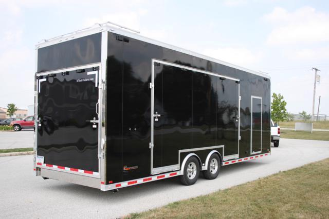 2019 Intech Trailers Custom 28ft CUSTOM STAGE VENDER TRAILER
