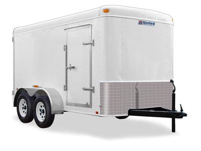 2018 United Trailers ULT 6x TANDEM AXLE EXPRESS TAG