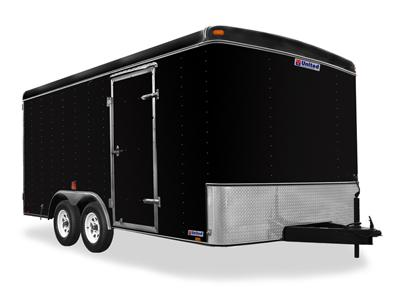 2018 United Trailers ULT 8x TANDEM AXLE EXPRESS TAG TRAILER