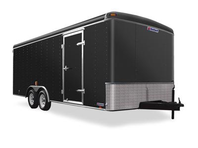 2019 United Trailers ULT 8x TANDEM AXLE EXPRESS TAG TRAILER
