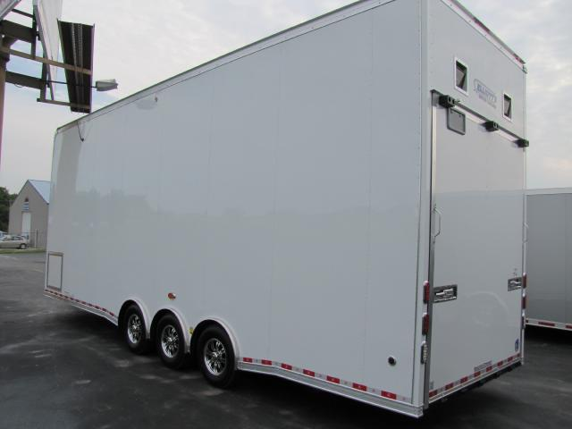 2018 United Trailers Stacker 30ft SuperHauler
