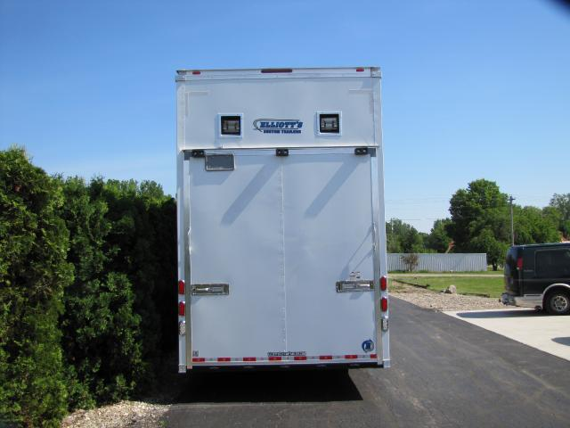 2019 United Trailers Stacker 30ft SuperHauler