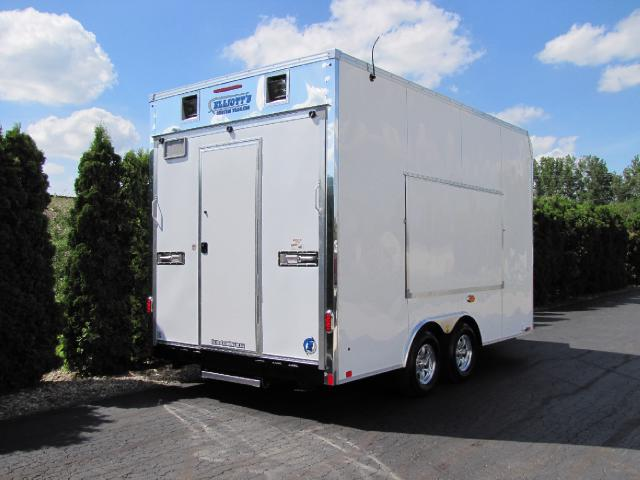2019 United Trailers Concession 16ft Vending Tag Trailer