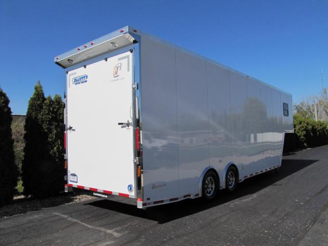 2019 Intech Trailers Icon Custom All Aluminum Trailer