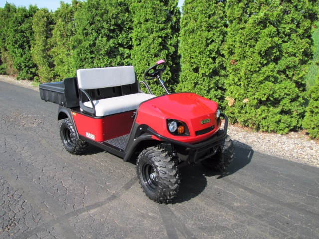 2016 EZ-GO Golf Cart TERRIAN 250 WITH DUMP BOX