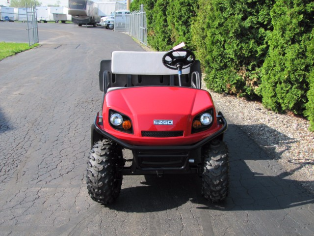 2016 EZ-GO Golf Cart TERRIAN 250 WITH DUMP BOX