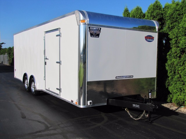 2018 United Trailers ULT 24 Ft UXT