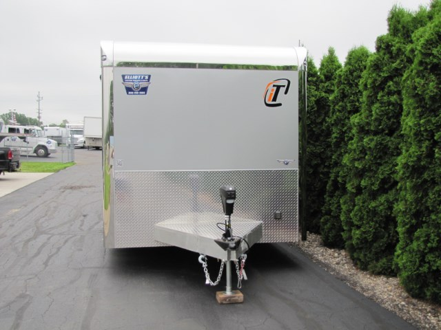 2018 Intech Trailers Custom 26' Car Hauler with Full Access Escape Door