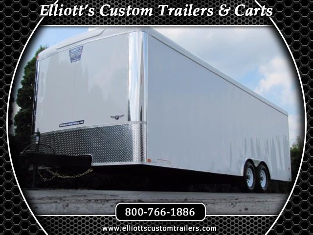 2019 United Trailers ULT 24ft 6ft 6in Interior Height