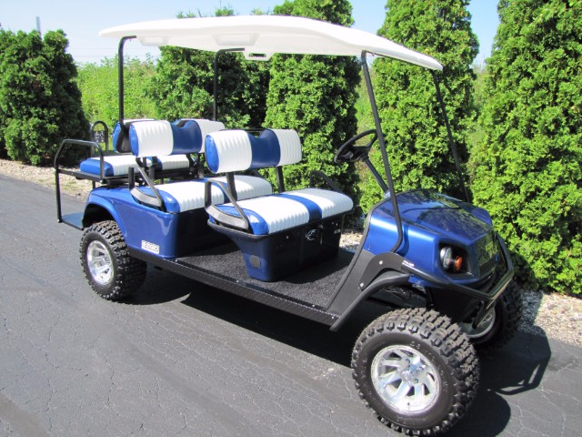 2018 EZ-GO Golf Cart Express L6