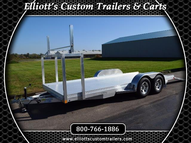 2016 Forest River Car Hauler 17' All Aluminum Open Car Hauler