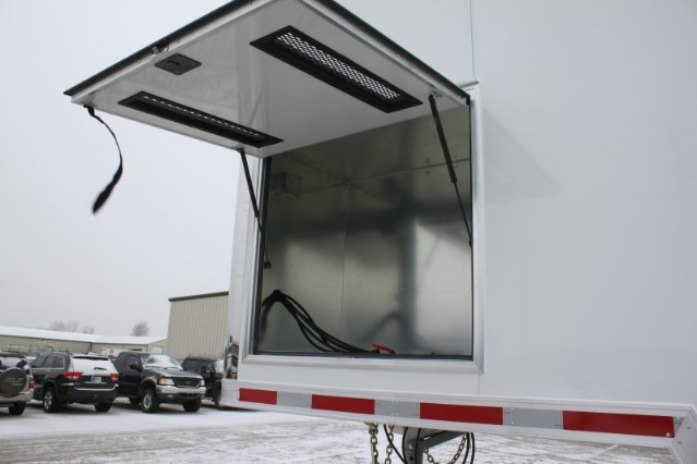 2019 Intech Trailers Gooseneck