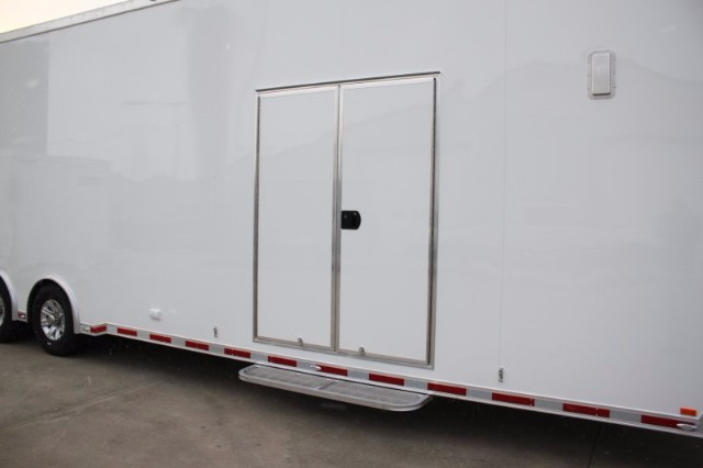 2018 Intech Trailers Gooseneck 44' Custom Trailer BUILD TO ORDER