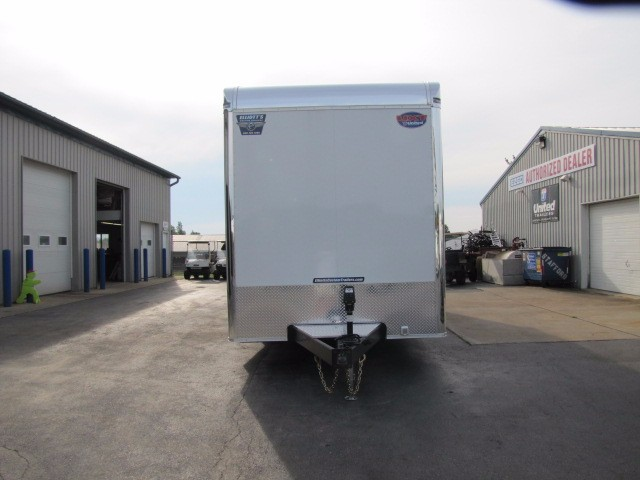 2019 United-Trailers UXT 28' United 8.5 Wide Flat Top Tandem Axle Tag