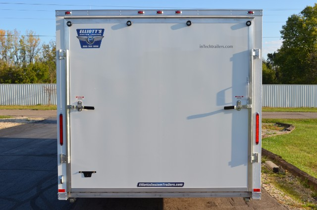 2018 Intech Trailers Custom 24' Lite Series (Base Model)