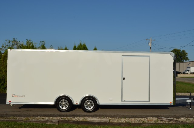2019 Intech Trailers Custom 24' Lite Series (Base Model)