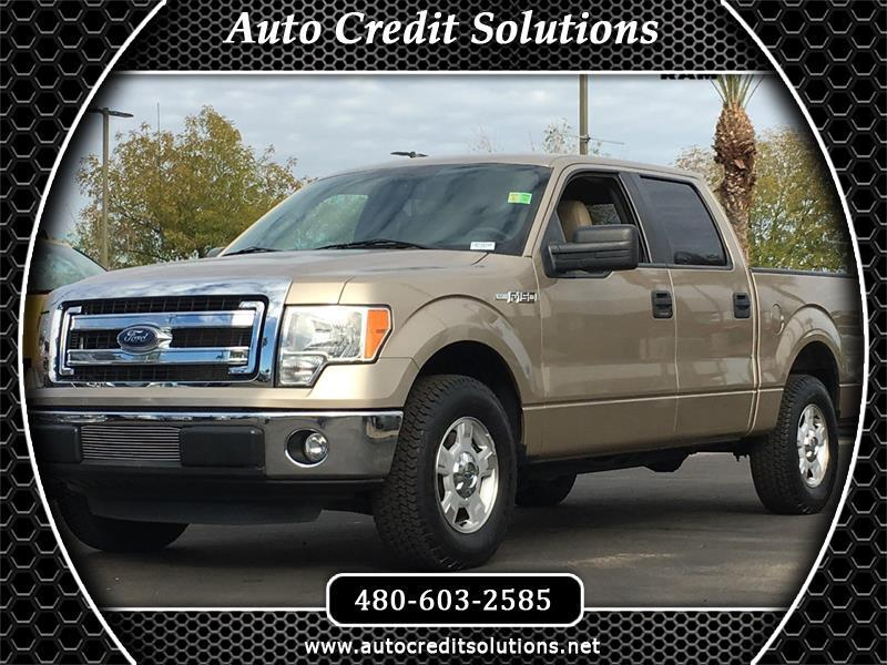 2013 Ford F-150 Lariat SuperCrew 6.5-ft. Bed 2WD
