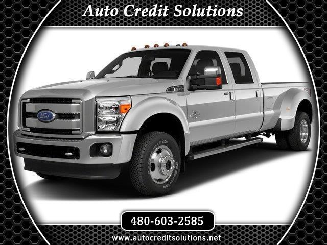 2016 Ford F-350 SD XLT Crew Cab Long Bed DRW 4WD