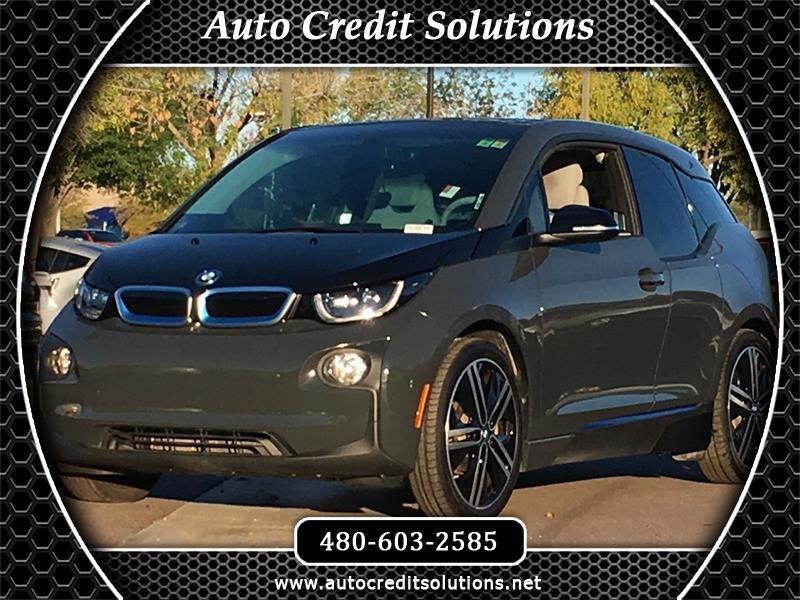 2015 BMW i3 Base w/Range Extender